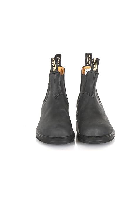 Pelle Gum 587 Elastic Blundstone Adulto Liscia Sole Unisex Boot wqPfxvxO1