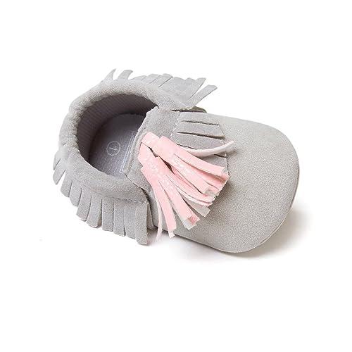 Zapatos Bebé Niña Primeros Pasos - Patucos Recien Nacido Vestir ...