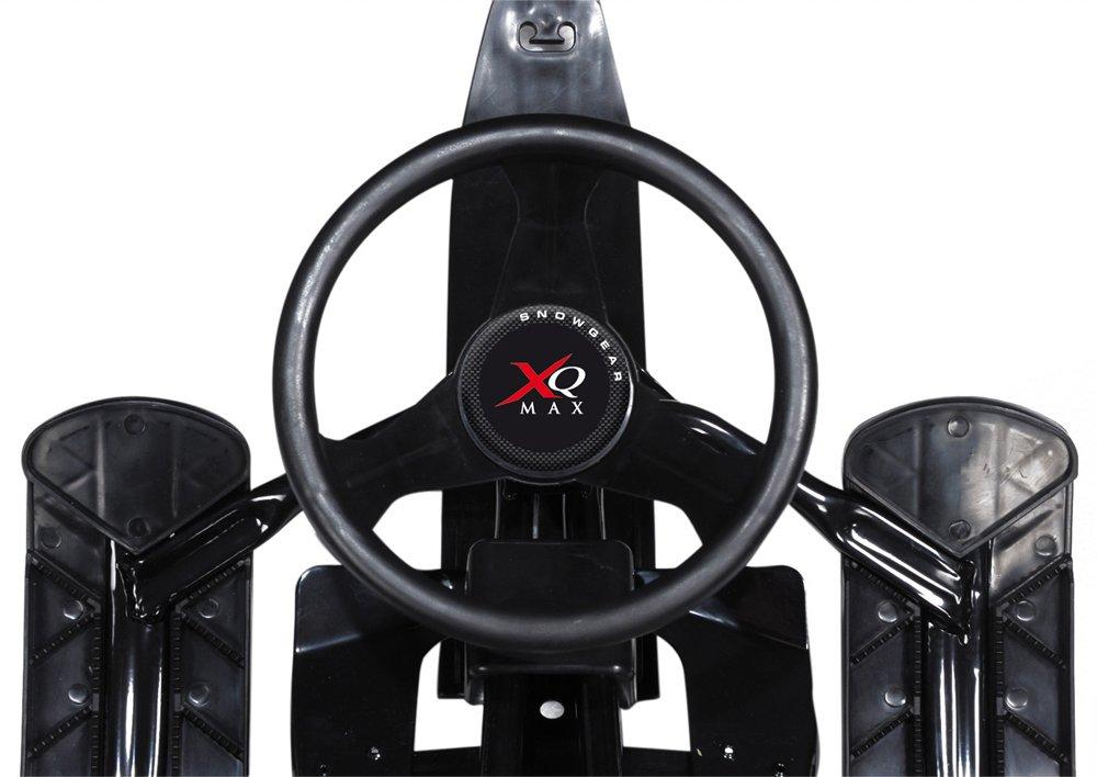 2 Kufen 1 Lenkkufe T/ÜV-GS Zulassung Rennschlitten Fun-Racer