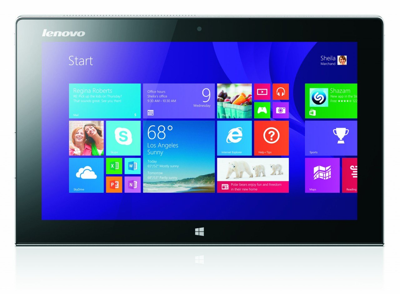 Lenovo Miix 2 10 FHD 64GB Tablet (Keyboard Not Included) by Lenovo