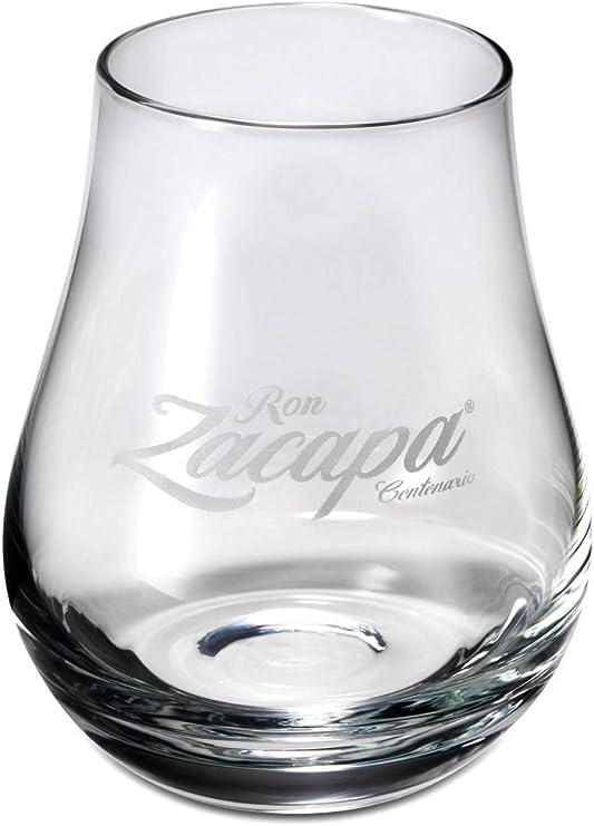 Ponemos 250 ml (9 oz) Ron Zacapa Ron con vaso de cristal ...