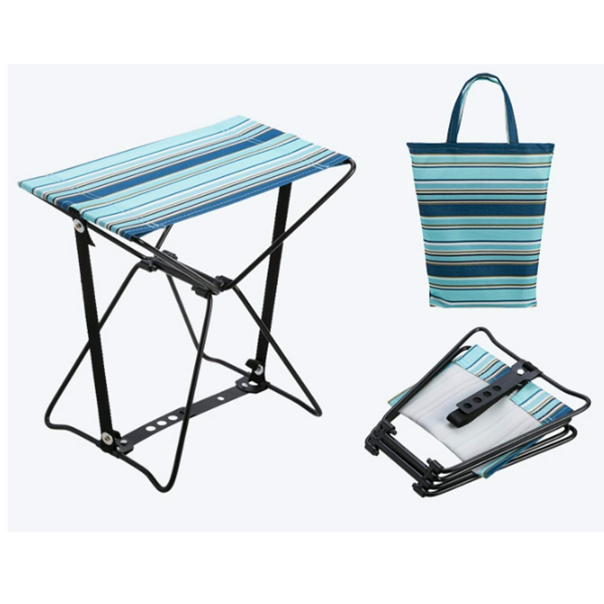 Tongboshi Portable, Small Stool, Small Chair, Outdoor Travel, Fishing Stool, Ride, Folding, Mini Stool, Folding Chair Latest Models