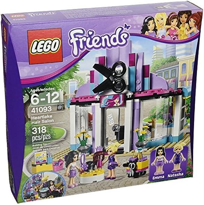 LEGO Friends 41093 מספרת הארטלייק