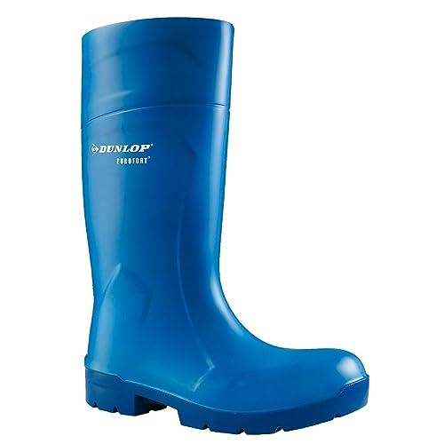 Dunlop CA61631 FoodPro Purofort Multigrip – Botas de seguridad – mujer, Azul (azul)