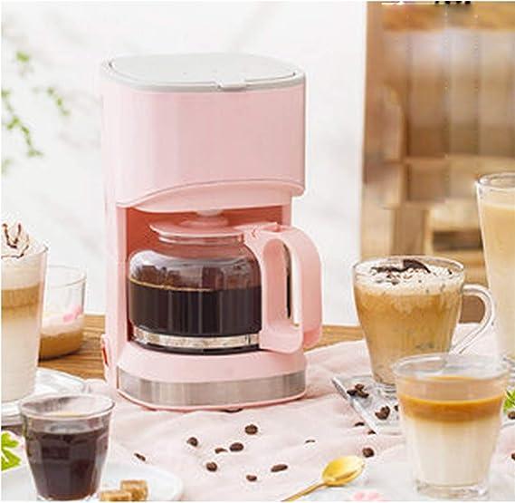 Cafetera automática americana para el hogar, tipo goteo, pequeña ...