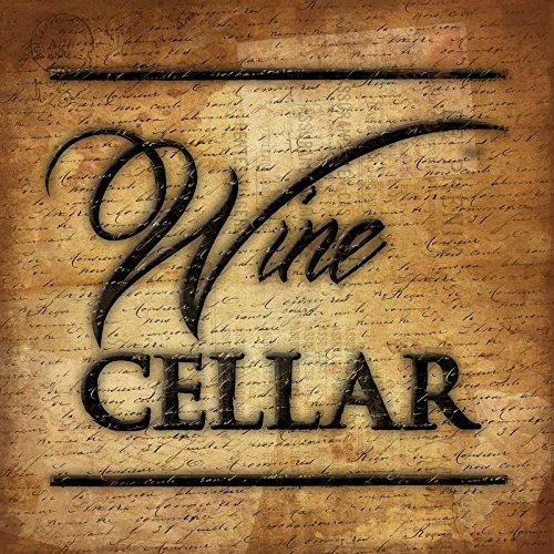 Wine Cellar Fine Art Print on Canvas
