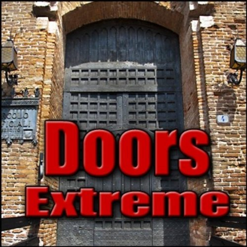 Door, Metal   Large Heavy Metal Storage Container Door: Open Or Close, Metal