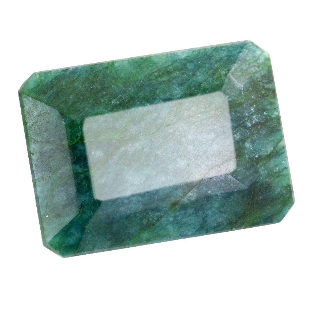 skyjewels 402 CT天然エメラルドルース宝石、証明書   B075Z3FRNW