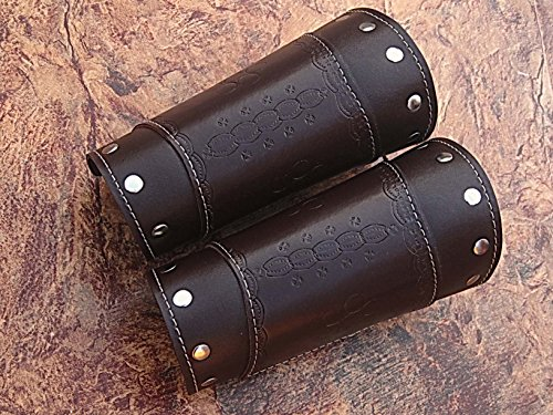 Leather Pointed Fantasy Medieval Halloween product image