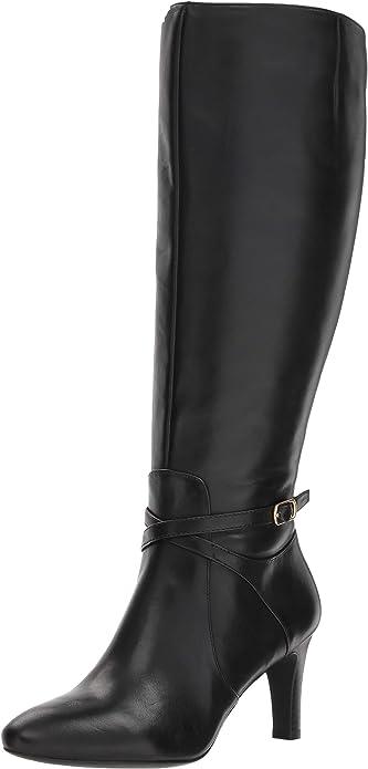 Lauren by Ralph Lauren Womens Elberta Fashion Boot