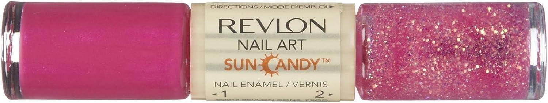 Revlon Nail Art - Sun Candy