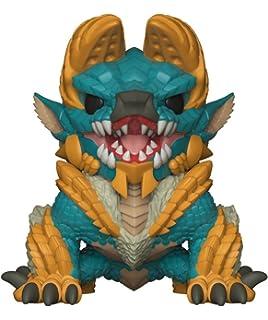 Games: Monster Hunter - Zinogre Collectible Figure