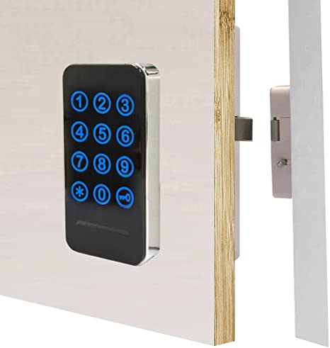 Assorted Unusual Cam Locks for cabinets desks etc Pad-lockable, DIGITAL