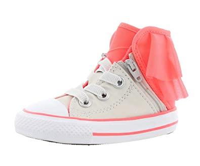 c90db4fca1507 Converse Girls CTAS Block Party High Top Lace up Shoes