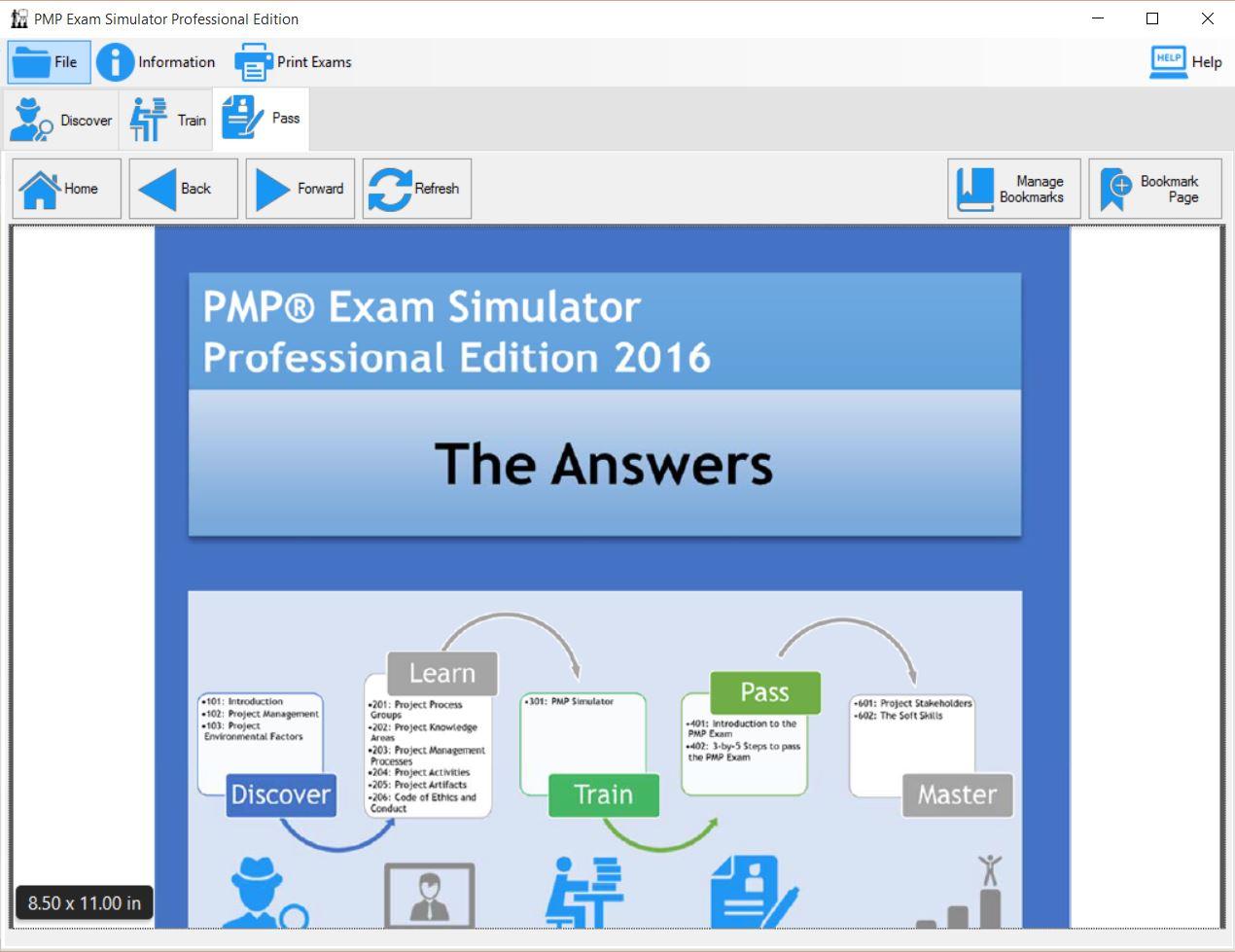 Amazon pmp exam simulator professional edition 2016 sp1 amazon pmp exam simulator professional edition 2016 sp1 download software xflitez Choice Image