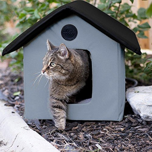 Kitty City Outdoor Cat House For Winter & EBOOK HOW TO TR...