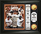 "MLB San Francisco Giants 2014 World Series Champions ""Banner"" Gold Coin Photo Mint"