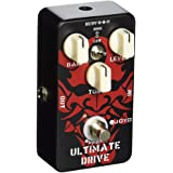 JOYO JF-02 Ultimate Drive Guitar Effect Pedal Overdrive Pedal with True Bypass