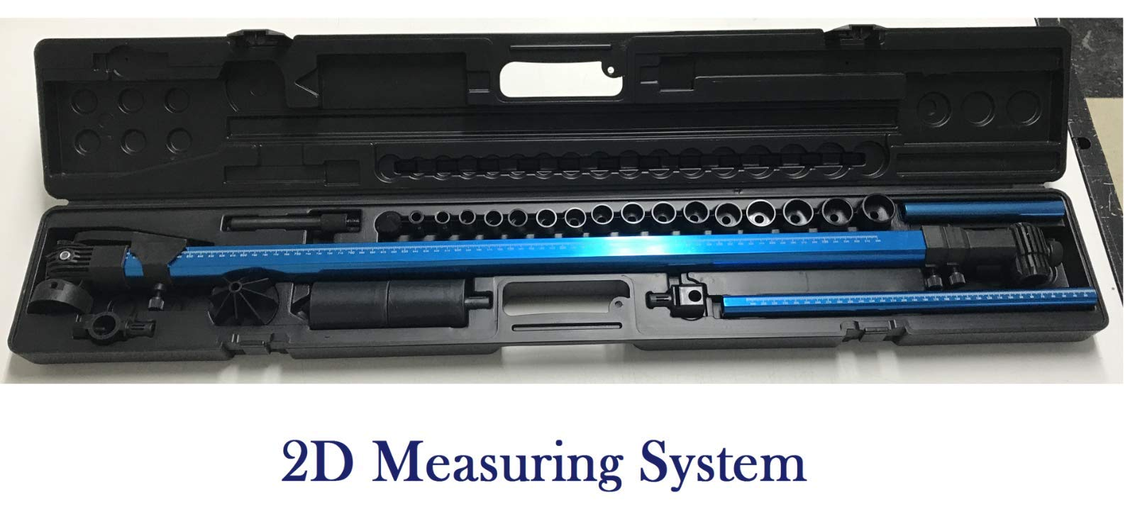 5 Star 2D Measuring System AUTO Body Frame Machine Tram Gauge Perfect Solution by 5 Star (Image #1)