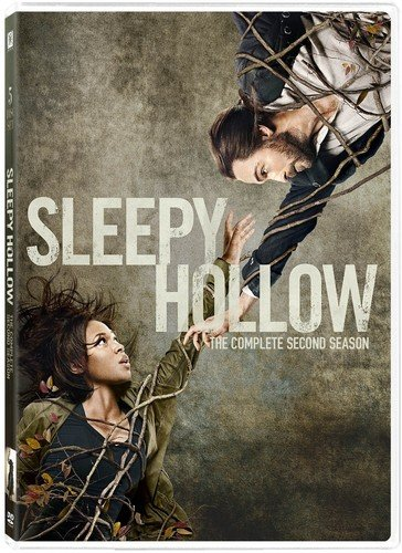 DVD : Sleepy Hollow: The Complete Second Season (Dubbed, , Widescreen, 5 Disc)