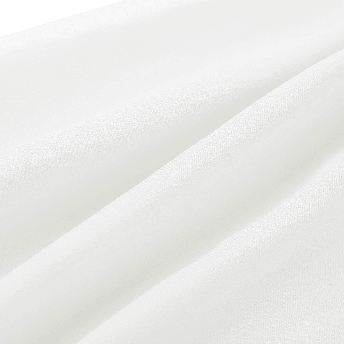 TiaoBug Bolero da Donna Stola Scialle Coprispalle in Chiffon Elegante Primavera Cardigan Estate Corto Cover Up Copricostume Copri Manica Lunga Fresco
