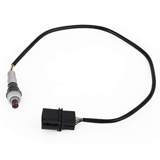Mophorn Sensor de Ox/ígeno O2 Delantero de 6 Cables de Reemplazo del Catalizador 06A906262BR para Au-Di A3 Se-A-T S-Ko-Da Le-On Tol-Edo 3 V-W Go-lf 5
