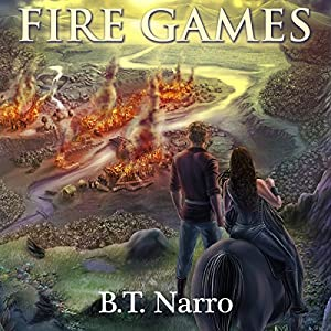 Fire Games Audiobook