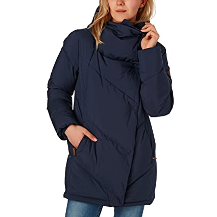 Amazon.com : Roxy Abbie Tech Jacket - Peacoat : Sports ...