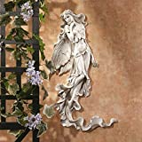 Best Design Toscano Fairies - Design Toscano Brianna the Summer Breeze Fairy Wall Review