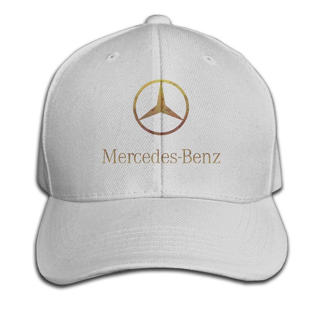 Mercedes Benz Gorra de béisbol niños niñas gorra plana sombrero ...