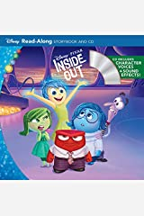 Inside Out Read-Along Storybook and CD Paperback