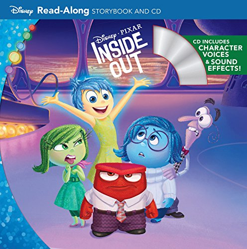 (Inside Out Read-Along Storybook and CD)
