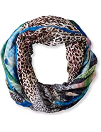 Women's Animal Abstract Ombre Scarf