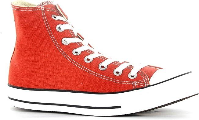 Converse , Baskets mode pour femme Rouge rouge - Rouge ...