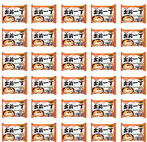 Nissin Demae Ramen Instant Noodle 3.5oz (Miso Tonkotsu Pork, 30 Packs)