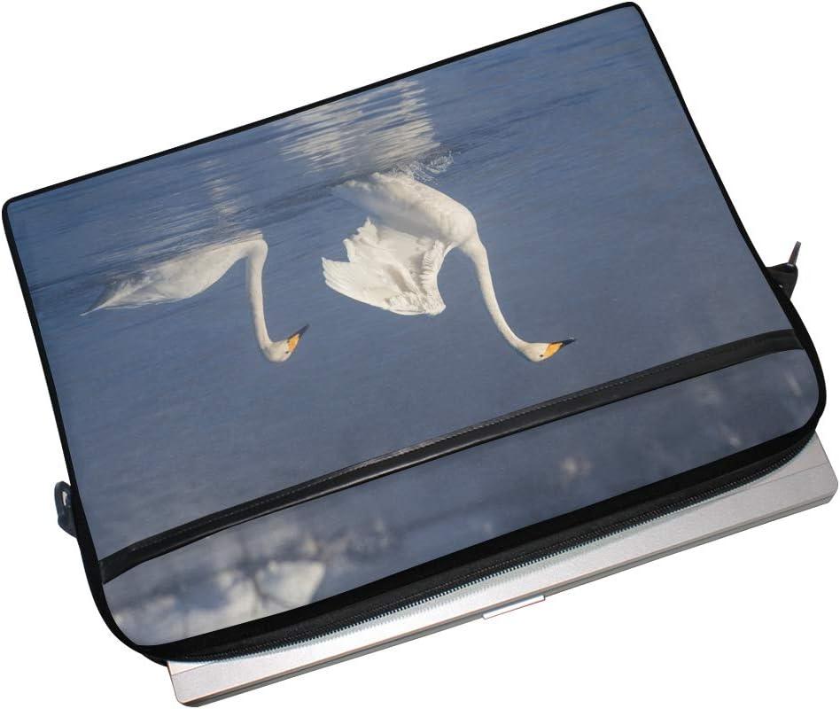 QiHouse Unicorn Starry Sky Pattern Laptop Bag Case Sleeve for Men Women Modern Personality Waterproof Shoulder Messenger Bag 5030050