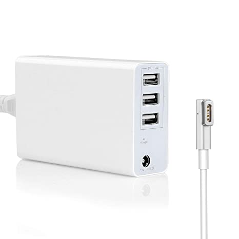 Cargador para MacBook Pro/Air 60 W Magsafe 1L: Amazon.es ...