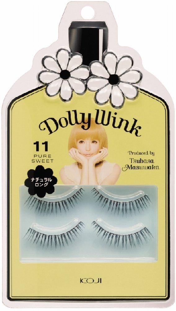 Amazon Dolly Wink Koji False Eyelashes 11 Pure Sweet Fake