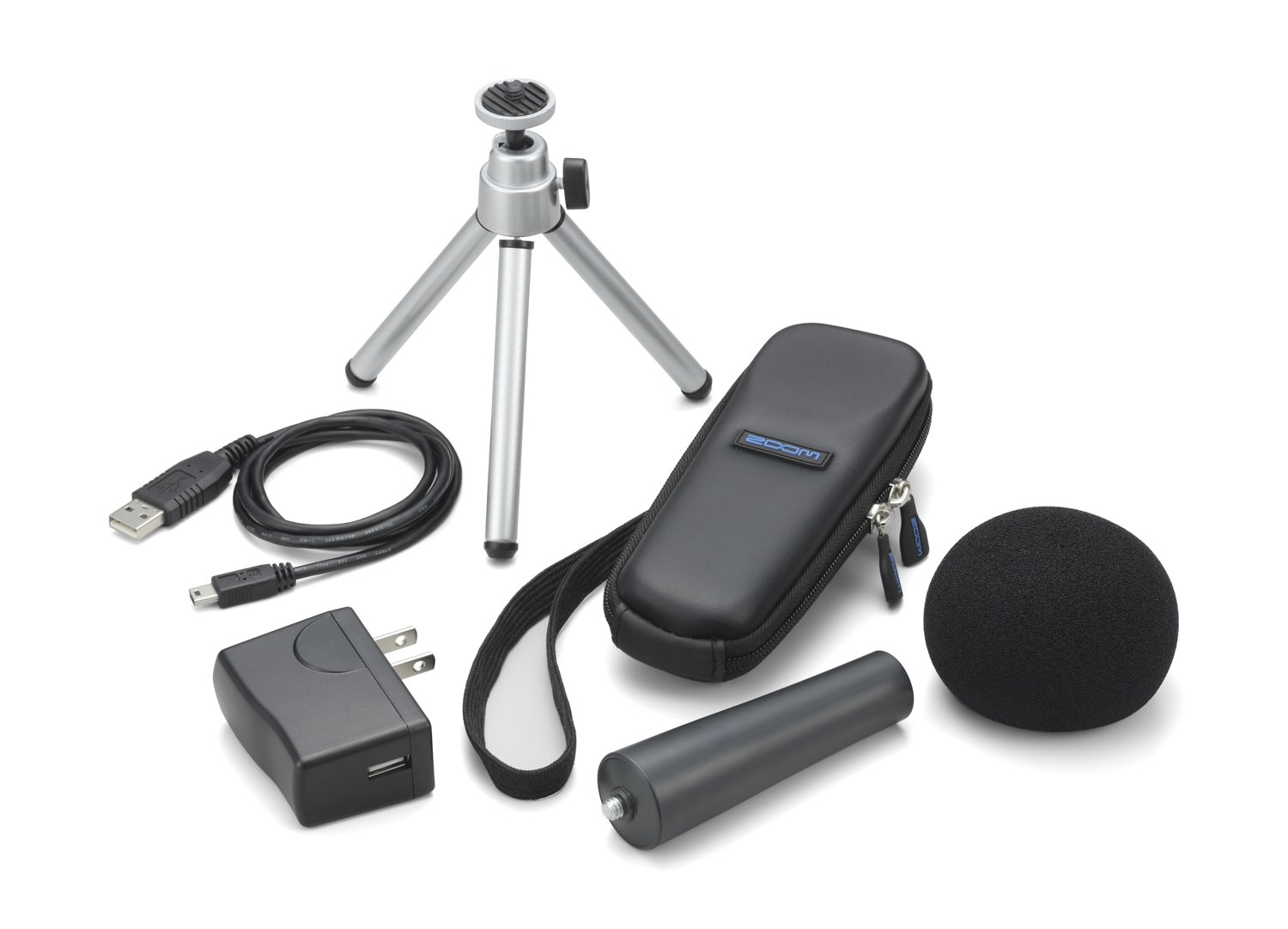 Zoom Aph 1 Accessory Pack For Zoom H1 Portable Audio Recorder
