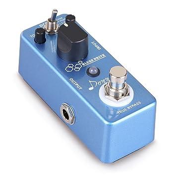 Donner - Pedal de Efectos para Guitarra Blues Drive Overdrive Sobremarcha True Bypass: Amazon.es: Instrumentos musicales