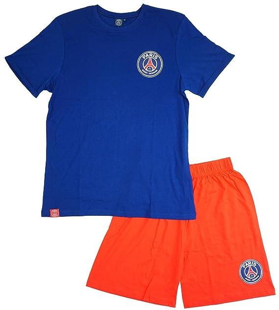 Paris Saint Germain FC - Pijama - para hombre multicolor multicolor Small