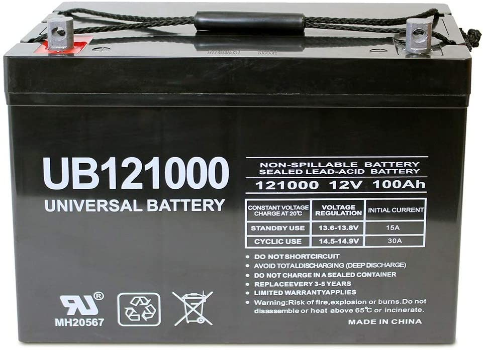 Universal Power VRLA Battery