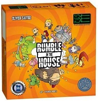 RUMBLE IN THE HOUSE JUEGO EN CASTELLANO