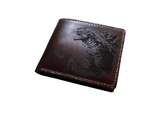 Amazon.com: Unik4art Godzilla King Monster – Cartera de ...