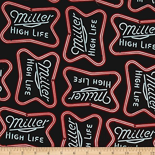 miller-coors-miller-high-life-neon-lights-multi-fabric-by-the-yard