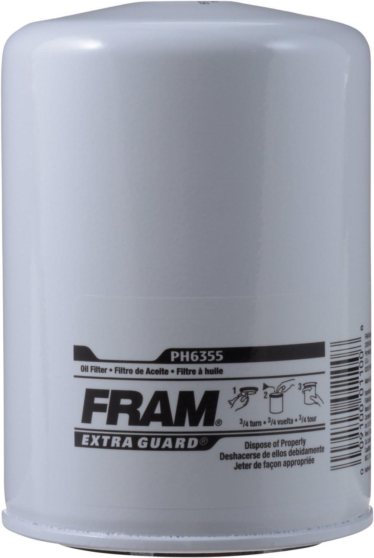 Oil Filter PH6355 Fram