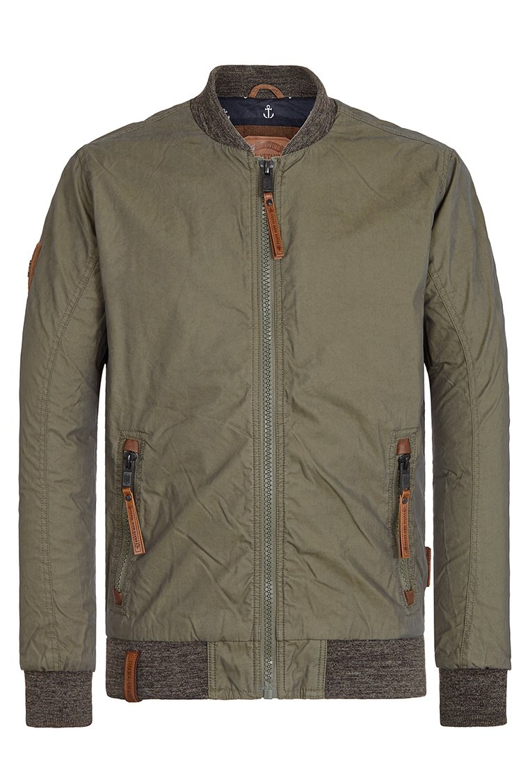 Naketano Men's Jacket Der BumXer Olive, L