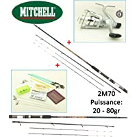 Mitchell Pack Complet Feeder/Quiver GT Pro + Accessoires