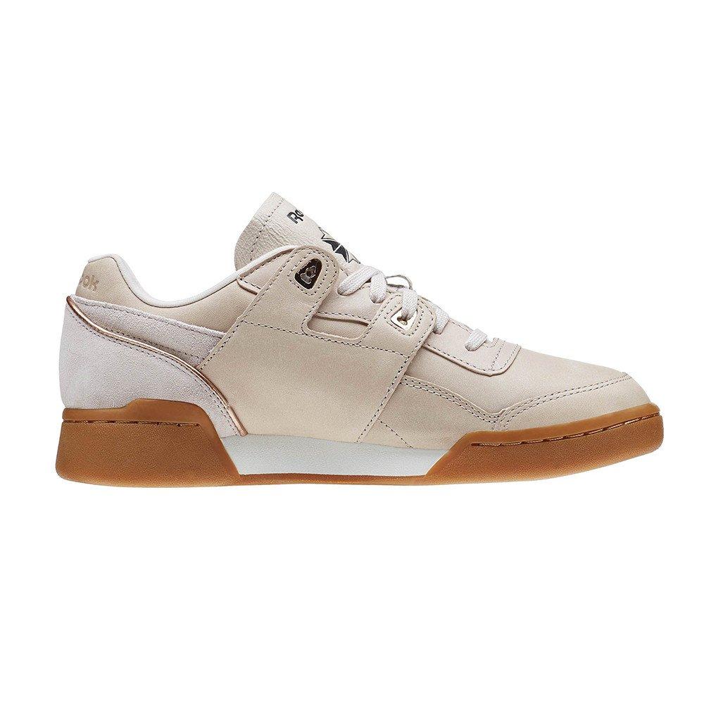 Buy Reebok Women's Classic Leather Golden Neutral Sneakers