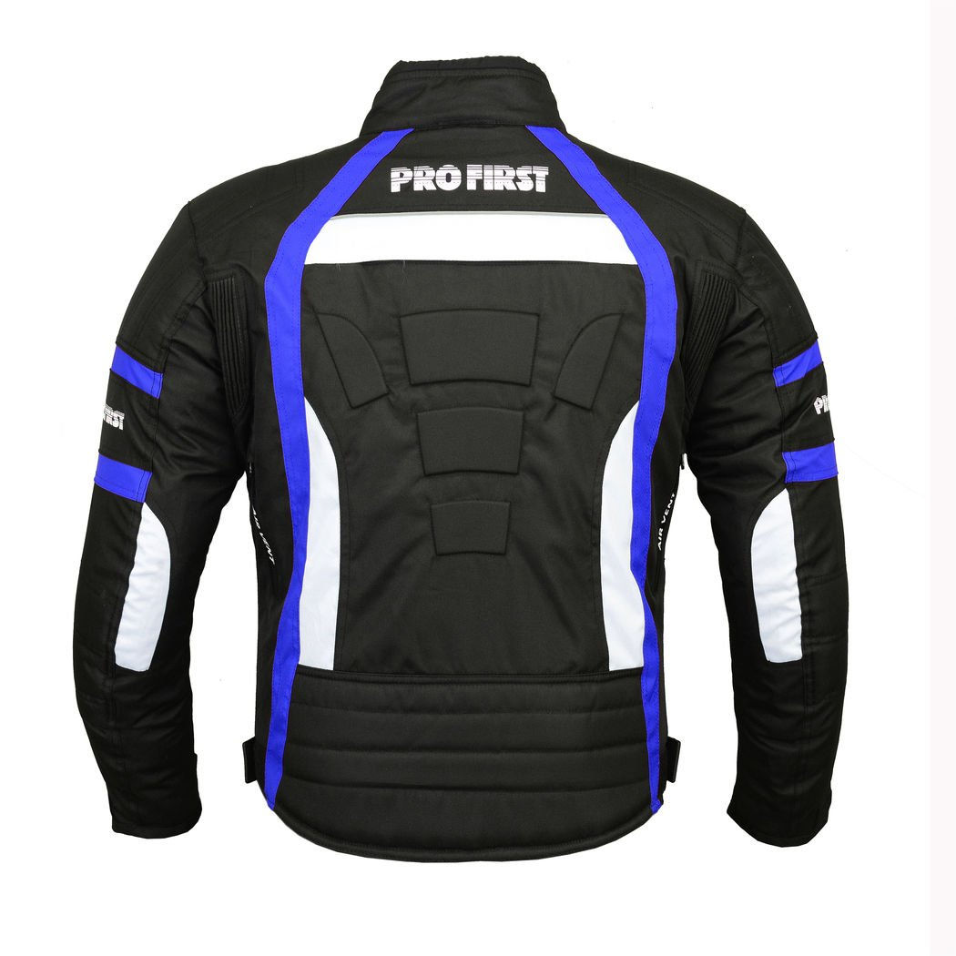 Waterproof Motorbike Motorcycle Jacket in Cordura Fabric and CE Approved Armour 6 Packs Design Most Popular JKT-007 Camouflage, 4X-Large